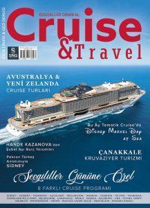 Cruise & Travel - 27 Şubat 2019 Sayısı